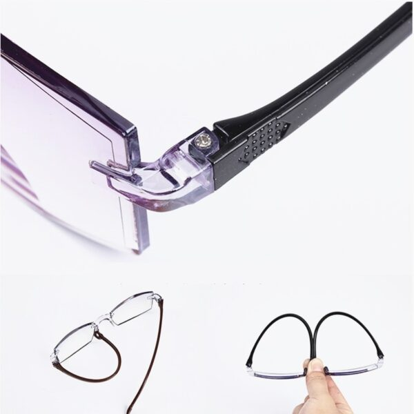 משקפי ראייה לגבר לאישה דגם 841