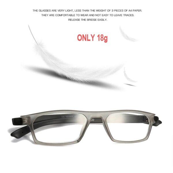 משקפי ראייה לגבר לאישה דגם 803