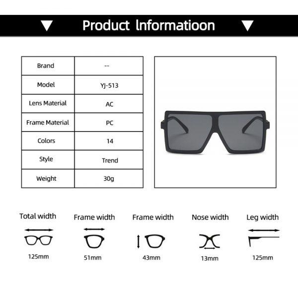משקפי שמש לילדים דגם 900