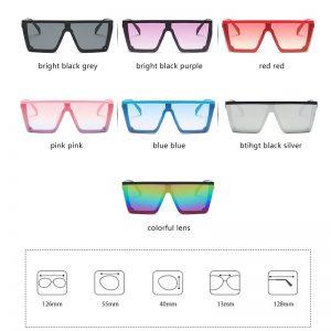משקפי שמש לילדים דגם 1000